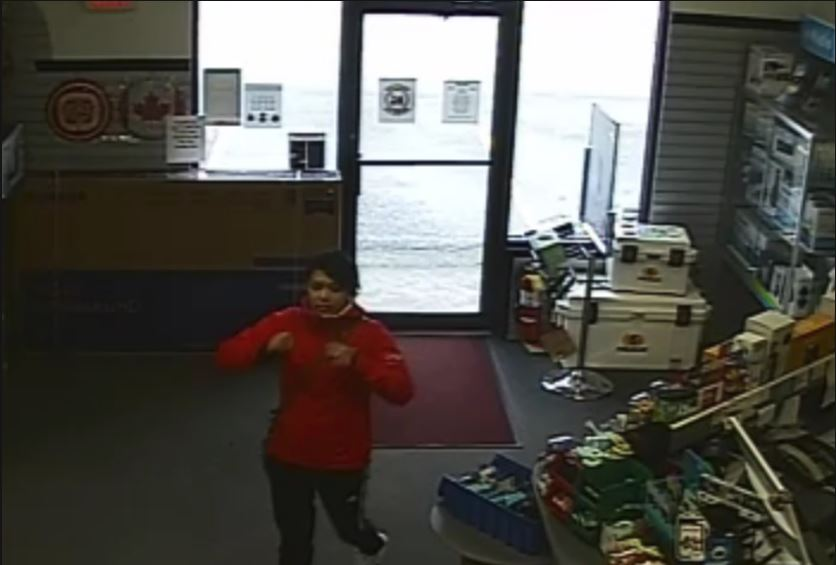 Police asking for public's assistance in identifying shoplifting